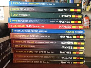 Car manuals and car parts for Sale in Martinsburg, WV