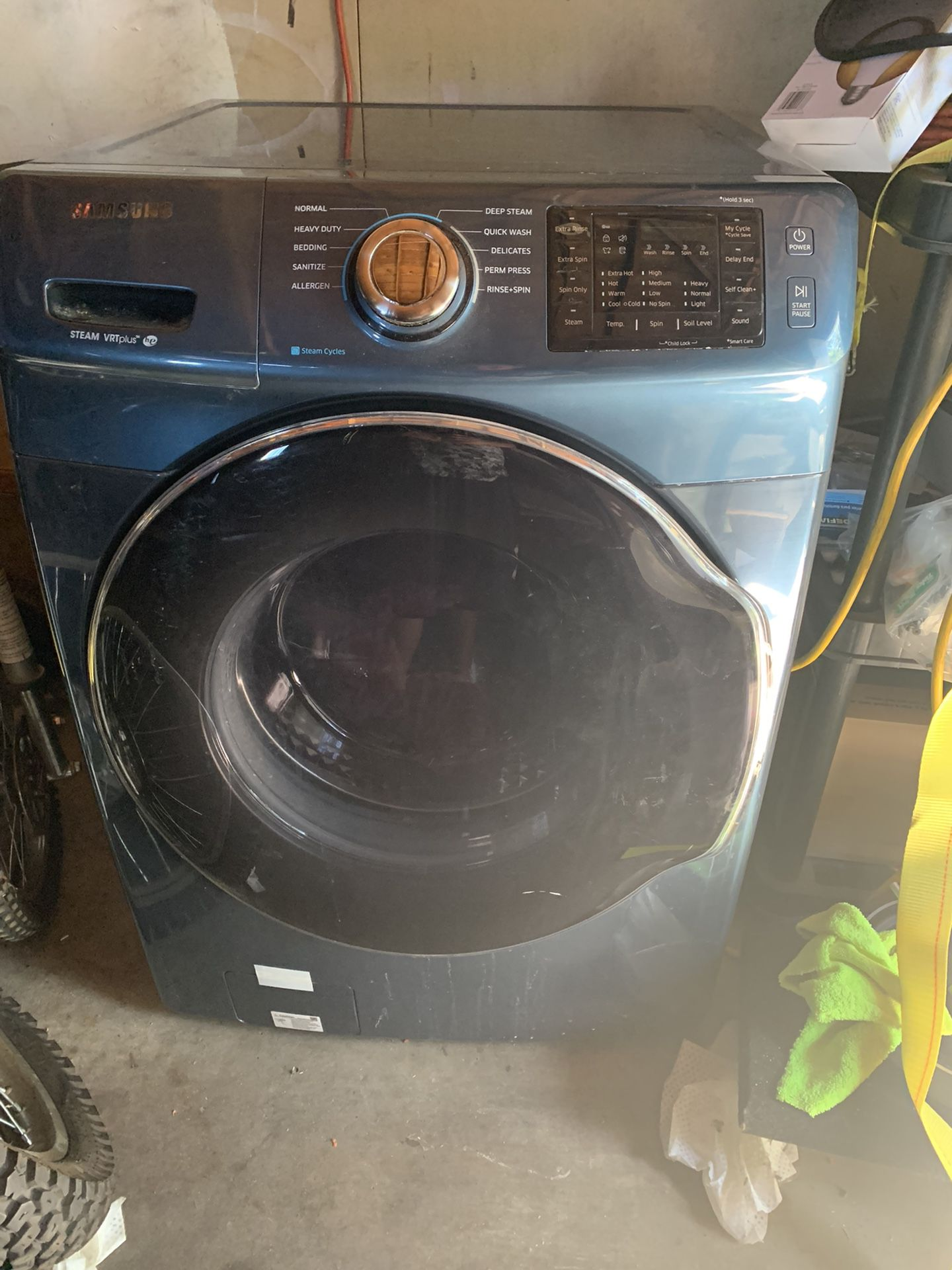 Samsung Washer Front Load