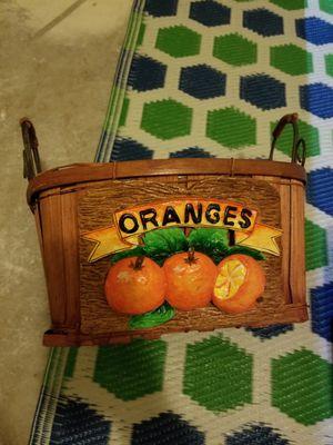 Fruit basket for Sale in Ashburn, VA