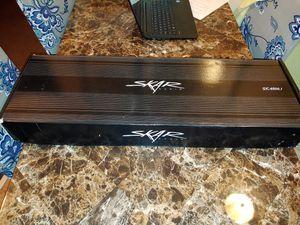 Photo New Skar Audio SK4500.1 V1 Original Monster Bass Amplifier