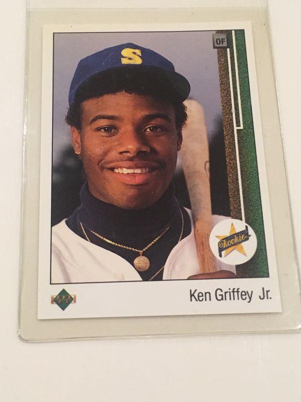 Ken Griffey Jr Rookie Card For Sale In Fullerton Ca Offerup