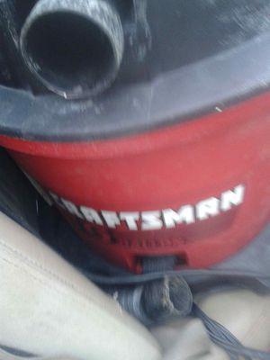 Photo Craftsman 16 gallon shop vac