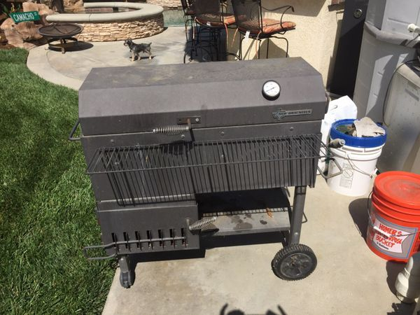 new braunfels smoker oklahoma joe s for sale in upland ca offerup