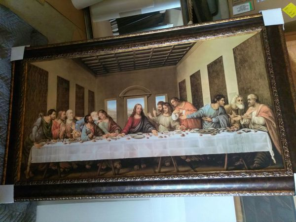 Last Supper For Sale In Moreno Valley Ca Offerup