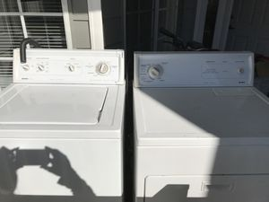 Washer and Dryer Machine - Used for Sale in North Salt Lake, UT