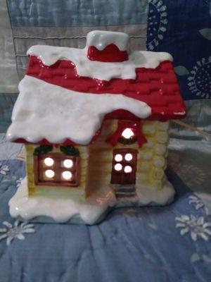 Christmas Light up Cottage Vintage for Sale in Glen Burnie, MD