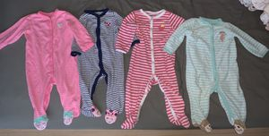 Baby girl sleepers (size 9 months) for Sale in Centreville, VA