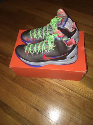 Kd 5 splatter size 9 new with box for Sale in Sterling Heights, MI