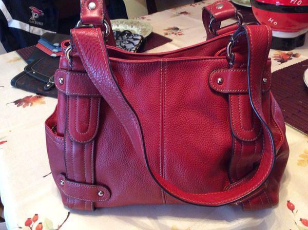 a8ddbb362b6d Red Tignanello Purse for Sale in Woodbridge
