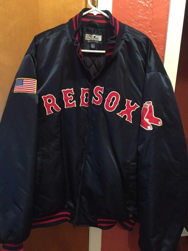 Vintage Red Sox Coat