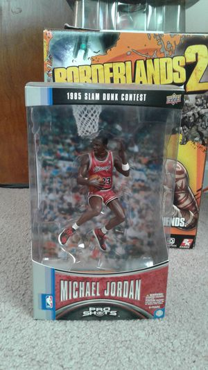 MJ 1885 dunk contest collectable for Sale in Columbus, OH