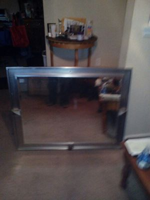 Silver Mirror for Sale in Austin, TX