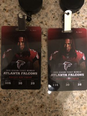ATLANTA FALCONS VS DALLAS COWBOYS for Sale in Decatur, GA