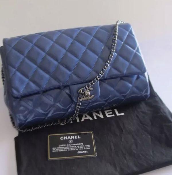 f3da9fead323 Chanel classic bag clutch . Authentic. for Sale in San Jose, CA ...
