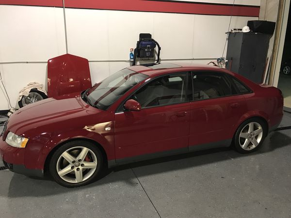 Audi A4 18t Factory Ko3 Turbo And Sr Oil Lines Auto Parts In