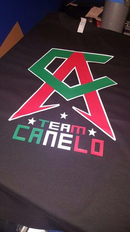 Canelo alvarez custom t shirts for sale in houston tx for Custom t shirts houston