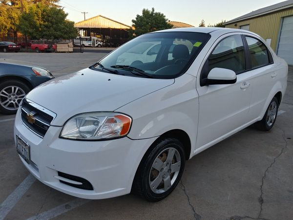 2010 Chevy Aveo Lt 120k Miles Payments Ok For Sale In Fresno Ca Offerup