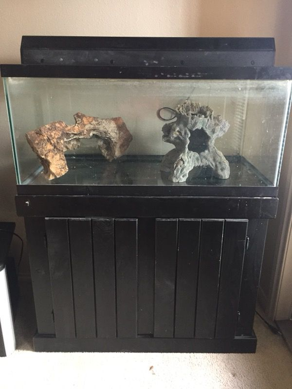 Marineland 75 Gallon Aquarium Majesty Ensemble For In Flagstaff Az Offerup