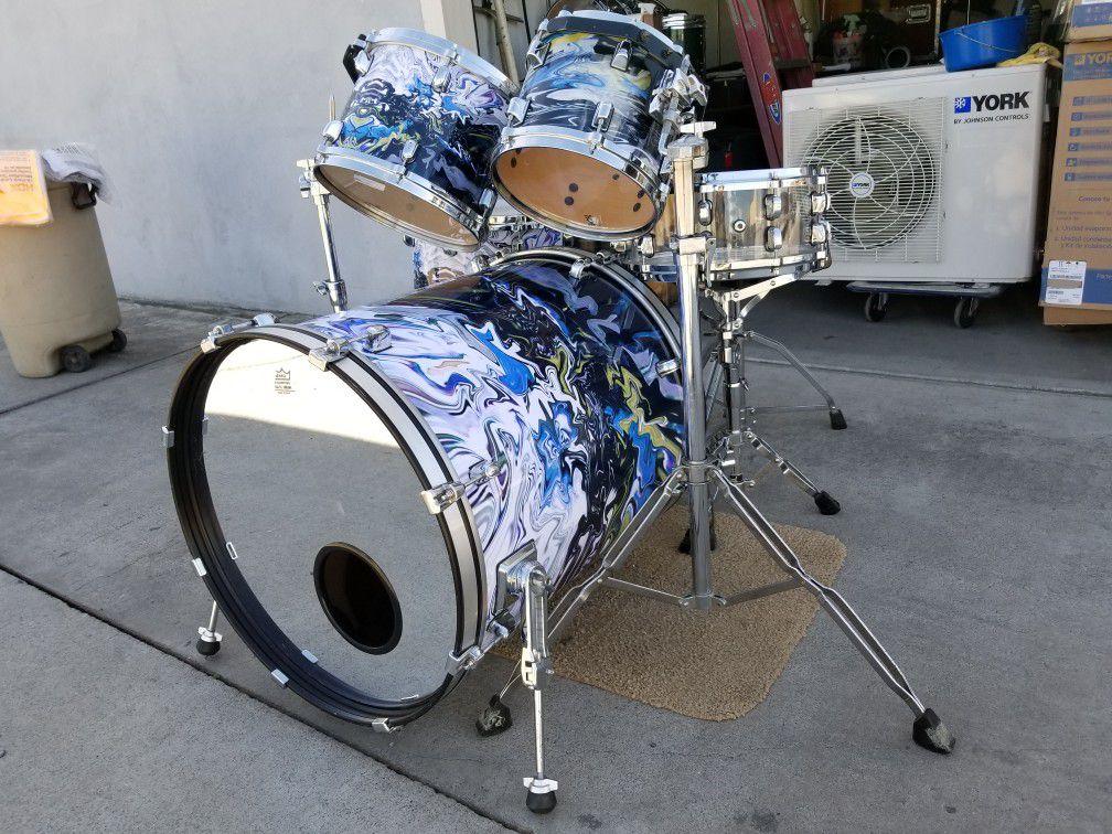 Custom drums no name