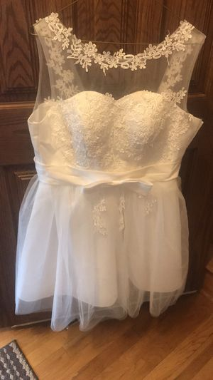 Short wedding Dress for Sale in Alexandria, VA