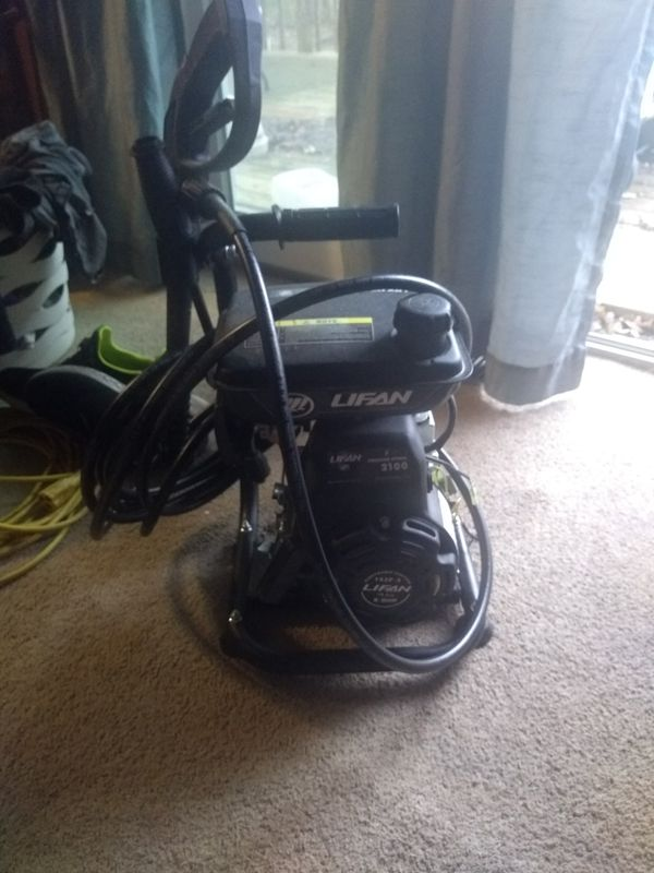 Lifan Pressure Storm 2100 pressure washer for Sale in Greenwood, IN -  OfferUp