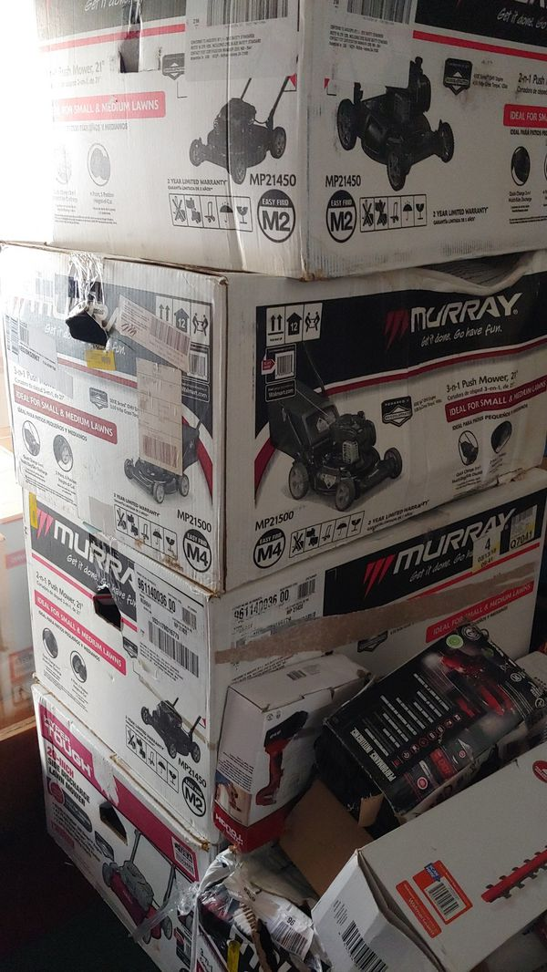 Murray 21 Quot Lawn Mowers Almost New For Sale In Charlotte