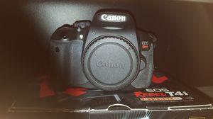 Canon T4i body plus 18-135 mm lens for Sale in Ashburn, VA