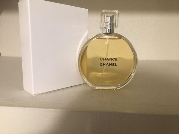 Nib Chanel Chance Fragrance 34 Oz Tester For Sale In Amarillo Tx