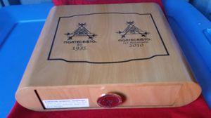75th Anniversary Montecristo Cigar Box for Sale in Laveen Village, AZ