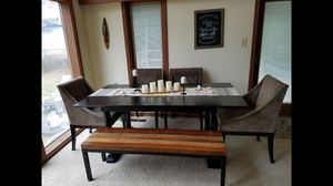 Beautiful wood dining table for Sale in Annandale, VA