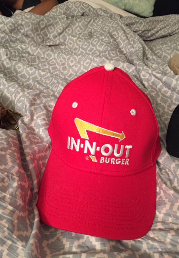 35a8895ed4390 In-N-Out Burger dad hat for Sale in Glendale