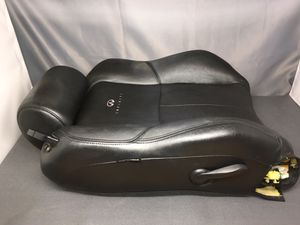 2006 Infiniti G35 Coupe Front Passenger Right Seat Backrest Assembly + Headrest for Sale in Houston, TX