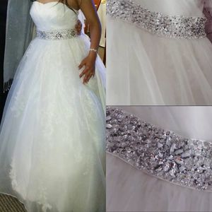 Ball Gown Sweetheart Wedding Dress - Size 6 for Sale in Charlottesville, VA