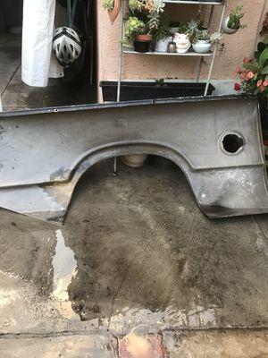 S10 Sonoma fiberglass +4 bulge bedside fenders for Sale in Whittier, CA -  OfferUp