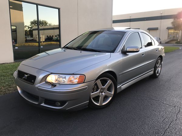 2007 volvo s60 r turbo for sale in kissimmee fl offerup. Black Bedroom Furniture Sets. Home Design Ideas