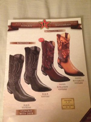 Virginia Beach Va Men Cowboy Boots Diffe Sizes Colors Skins Alligator Stingray Snakes And Etc For