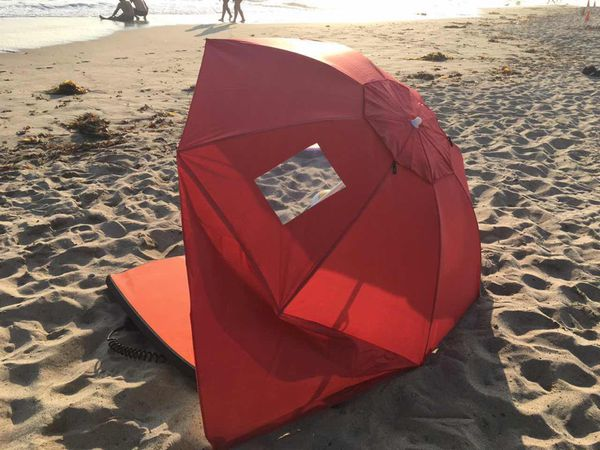 New In Box 5 Feet Diameter Beach Tent Umbrella For Sale In Covina