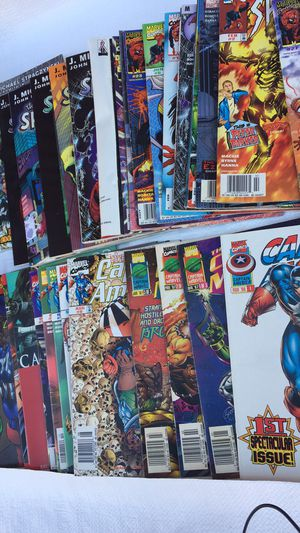 Huge Lot Of 311 Comic Books for Sale in West Springfield, VA