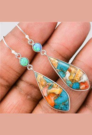 Beautiful chandelier earrings for Sale in San Antonio, TX