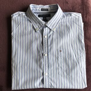Tommy Hilfiger Custom Button Up Longsleeve for Sale in Haymarket, VA
