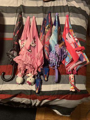 Girl umbrellas for Sale in Falls Church, VA