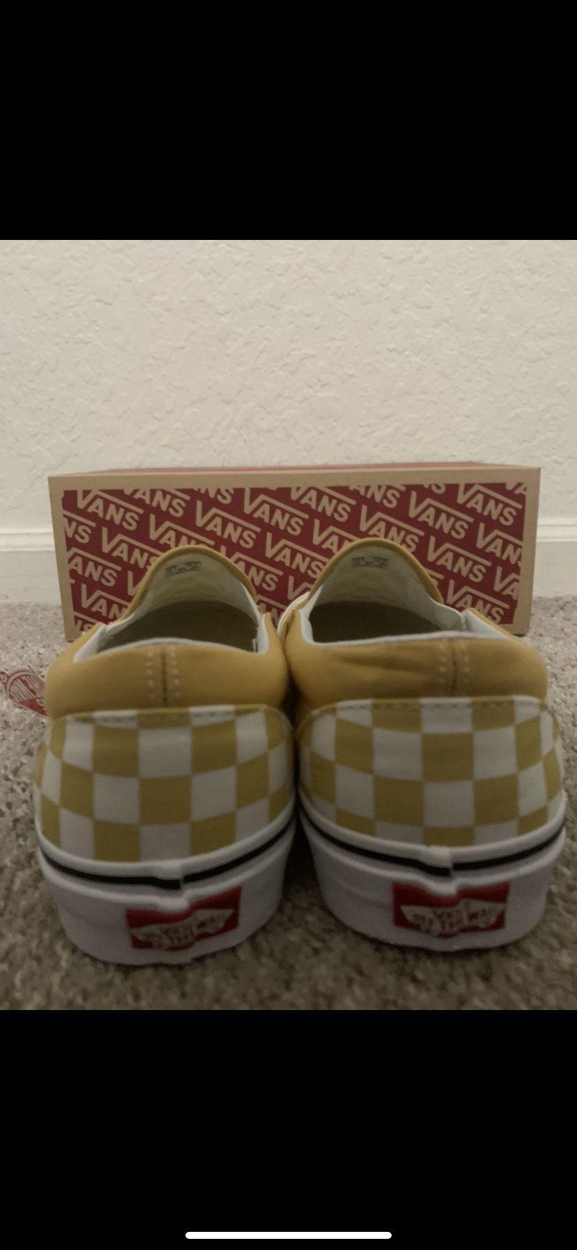 Brand New Vans Shoes Size 10.5 Men