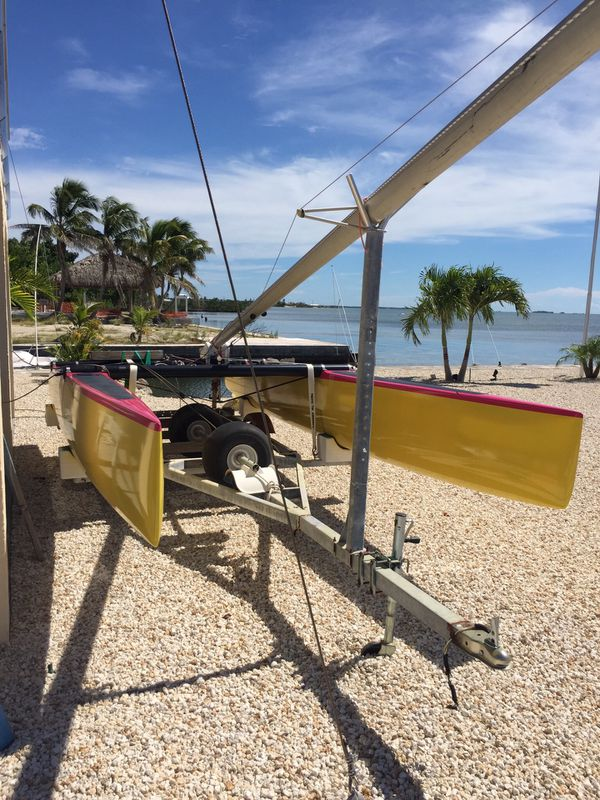 Sailboat Catamaran For Sale In Fort Lauderdale Fl Offerup