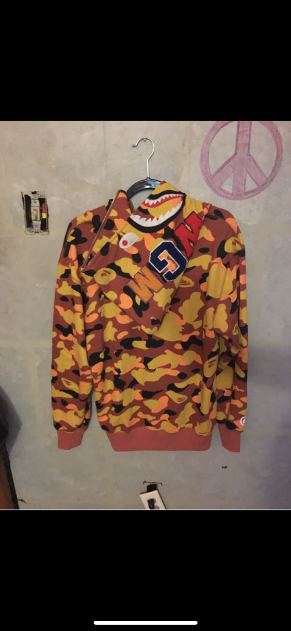 369dd8bf New and Used Bape hoodie for Sale in Youngstown, OH - OfferUp