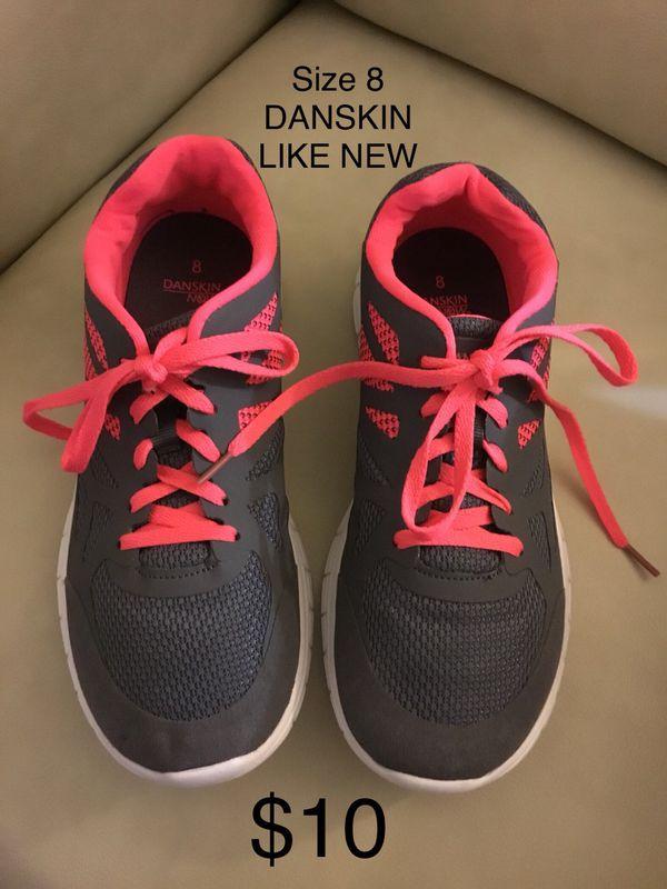 bb7039c13 Size 8 DANSKIN Sneakers