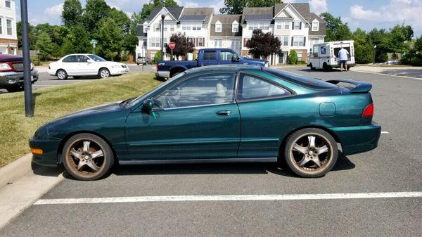 99 Acura Integra For Sale In Manassas VA