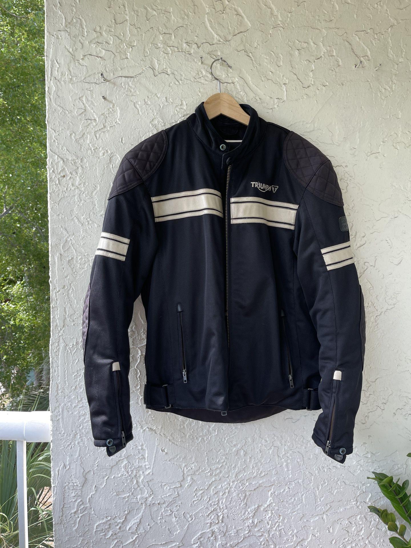 Photo Triumph Motorcycle Jacket