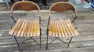 1960s Antique Bar Stools *great condition* for Sale in Alexandria, VA