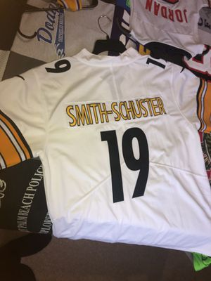 the best attitude 324d1 14df3 Juju Smith Shuster steelers jersey for Sale in West Palm Beach, FL - OfferUp