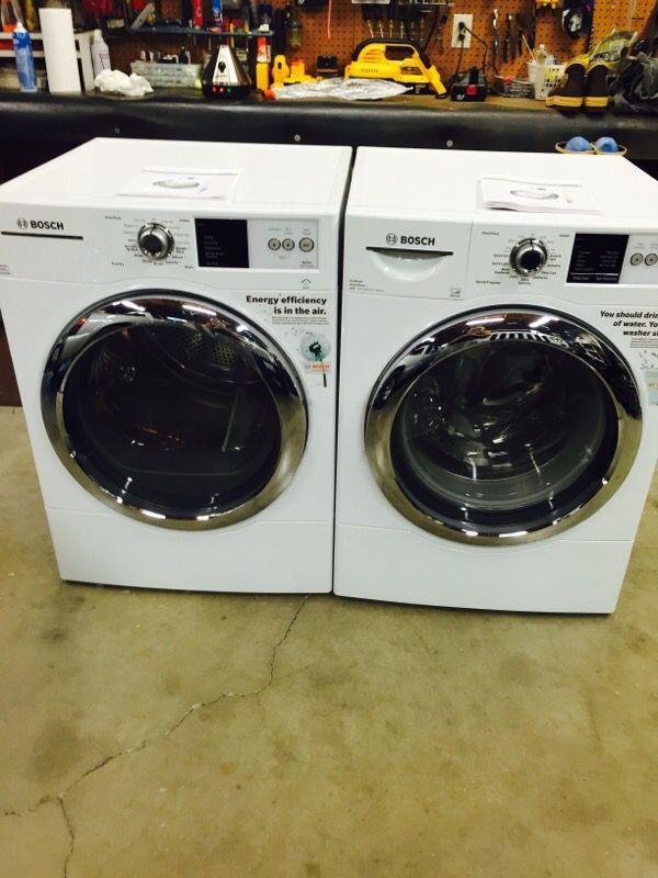 bosch 300 series washer